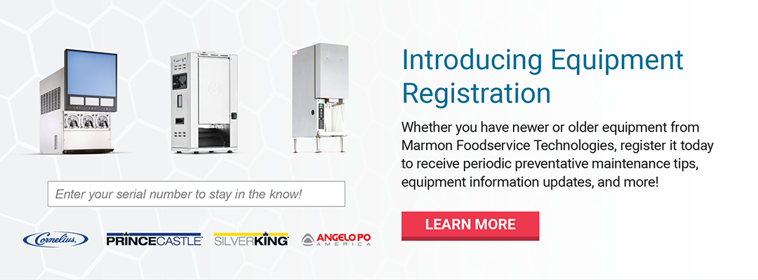 Equipment Registration