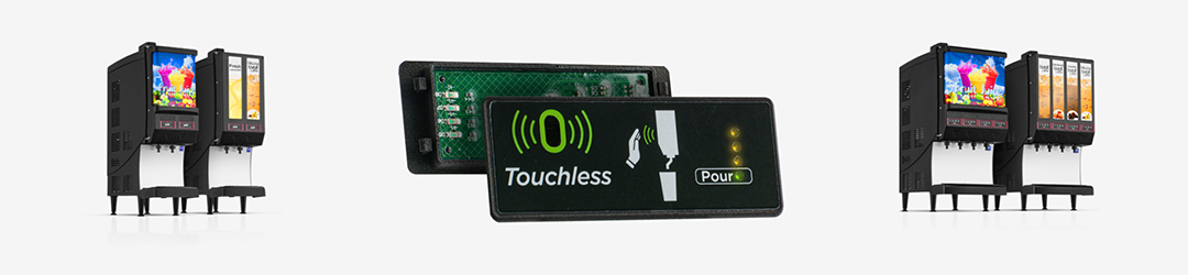 Quest Elite Touchless Upgrade Kits